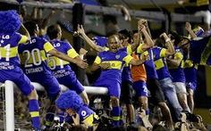Boca Juniors vô địch Argentina sớm 2 vòng đấu