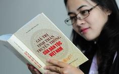 Ra sách nhân giỗ đầu GS Trần Văn Giàu