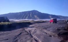 Ngắm bình minh trên núi lửa Bromo
