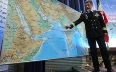 Mỹ cảnh báo Iran chặn eo biển Hormuz