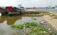 Đầu tư lãng phí ở cảng sông Phú Định