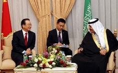 Trung Quốc - Saudi Arabia ký hợp đồng xây nhà máy lọc dầu