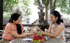Gặp Việt Trinh trong Đời vẫn đẹp sao