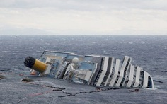 6 du khách tàu Costa Concordia đòi 460 triệu USD