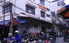 Chợ Hà Nội: Tiềm ẩn nguy cơ cháy