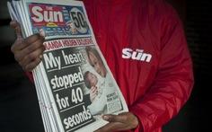 Tỉ phú Murdoch chính thức phát hành The Sun Chủ nhật