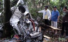 Rơi máy bay ở Philippines, 2 người chết