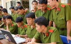 ĐH An ninh nhân dân, ĐH Cảnh sát nhân dân tăng chỉ tiêu tuyển sinh