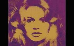 Đấu giá tranh chân dung Brigitte Bardot