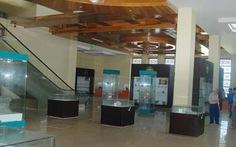 Bảo tàng Phú Yên khánh thành rồi... đóng cửa