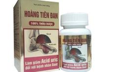 Acid uric máu cao - Kẻ thù nguy hiểm
