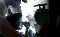 Ớn lạnh với lò chiết gas lậu