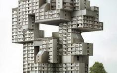 Những tòa nhà kỳ dị