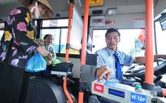 TP.HCM phát triển hơn 300 xe buýt xanh