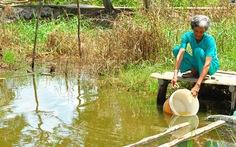 Hơn 1.000 hộ dân thiếu nước sạch