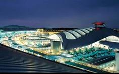 Sân bay Incheon tốt nhất thế giới