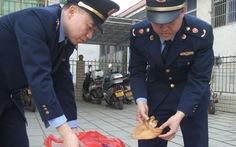 Trung Quốc điều tra tai heo giả làm từ hóa chất