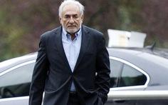 """Strauss-Kahn bị tố hiếp dâm tập thể tại """"tiệc sex"""""""