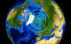 Động đất liên tiếp ở biển Na Uy