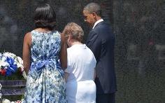 """Obama: """"Không thể quên bài học chiến tranh Việt Nam"""""""