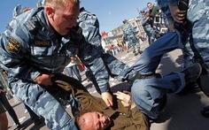 Hạ viện Nga thông qua dự luật biểu tình