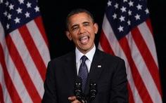 """Video tổng thống Mỹ """"hát"""" nhạc trẻ"""