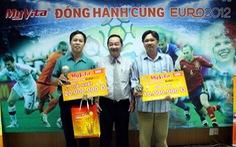 Nguyễn Minh Hoàng đoạt giải nhất cuộc thi cắt phiếu