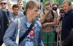 Arshavin có thể bị đuổi khỏi đội Nga