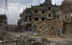 CIA điều tiết vũ khí cho phe nổi dậy Syria