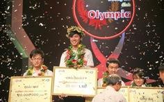 Đặng Thái Hoàng - nhà vô địch mới của Olympia