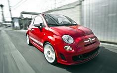 Fiat Abarth 500 - xe thể thao Ý cho người ít tiền