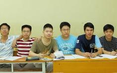 Việt Nam có huy chương Vàng toán quốc tế