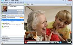 """Tin nhắn qua Skype """"đi lạc"""" đến người lạ"""