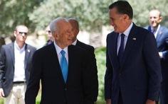 Ứng viên Mitt Romney ủng hộ Israel tấn công Iran