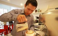 Vẽ cà phê, nên sự nghiệp