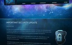 Battle.net bị hack, 10 triệu tài khoản lao đao