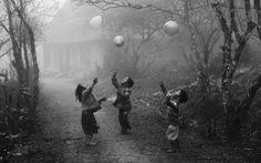 Ảnh chụp trẻ em Mông VN đoạt giải thưởng National Geographic