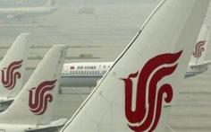 Trung Quốc bắt giữ nghi phạm dọa cho nổ máy bay