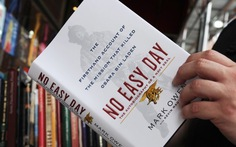 Sách về Bin Laden làm lộ thông tin mật