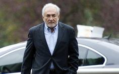 Ngưng điều tra cáo buộc cưỡng hiếp với ông Strauss-Kahn