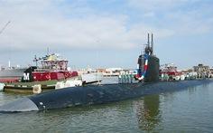 Tàu tuần dương Mỹ đụng tàu ngầm hạt nhân