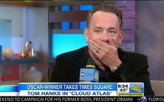 Tom Hanks xin lỗi vì chửi thề trên tivi