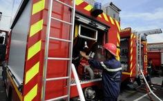 TP.HCM tiếp nhận 15 xe chữa cháy hiện đại