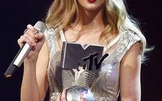 Taylor Swift lần đầu chiến thắng giải MTV châu Âu