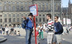 Khám phá Amsterdam với tour đi bộ miễn phí