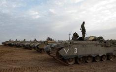 Israel đưa hệ thống đánh chặn tên lửa đến Tel Aviv