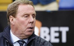 Harry Redknapp dẫn dắt QPR