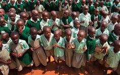 Ngôi làng cho các nạn nhân của AIDS