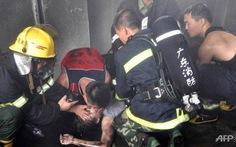 Trung Quốc: nhà máy may bị phóng hỏa, 14 người chết