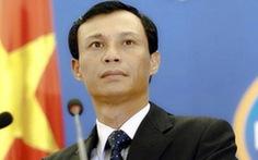 Yêu cầu Đài Loan hủy ngay kế hoạch thăm dò dầu khí vùng biển Ba Bình